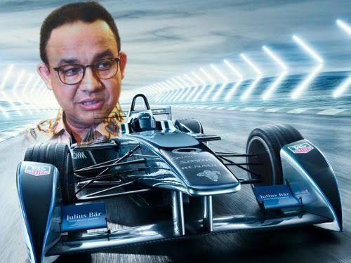 Istana Larang Balapan Formula E, Ini Rencana JakPro Selanjutnya