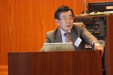 「電気化学測定の基礎(電池評価を中心に)」  元東京大学工学部 助教授 渡辺 訓行 先生