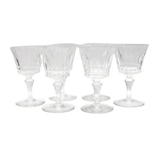 Baccarat Wine Glasses Set of 6