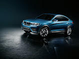 BMW presents Concept X4 [VIDEO]