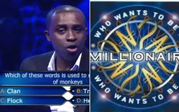Who wants to be a millionaire shuts down