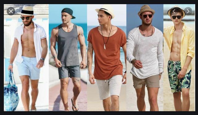 Beach Clothes For Men