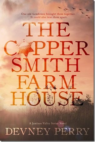 Review: The Coppersmith Farmhouse (Jamison Valley #1) by Devney Perry | About That Story
