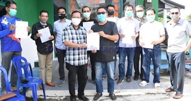 Hasil Rapid Test, Pejabat Pemkab Barito Utara Negatif