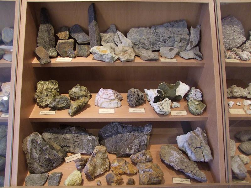 Vanyarci vulkáni kőzet leletek