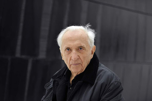 Louvre to mark 100th birthday of art's man in black