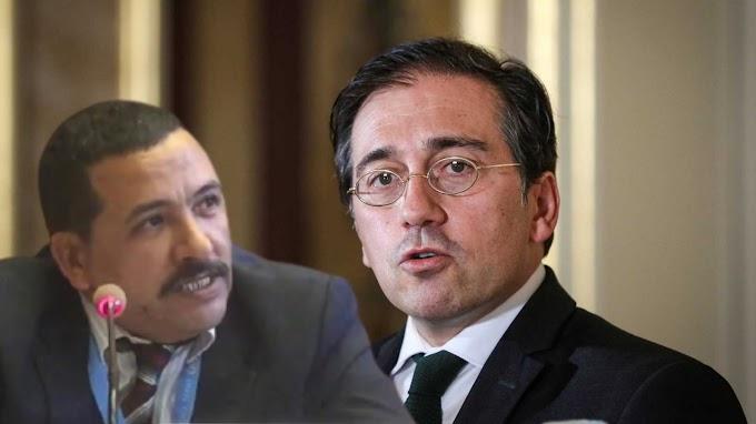 """Aquí una respuesta al Sr. Albares. """"España sigue siendo la potencia administradora del Sáhara Occidental""""."""