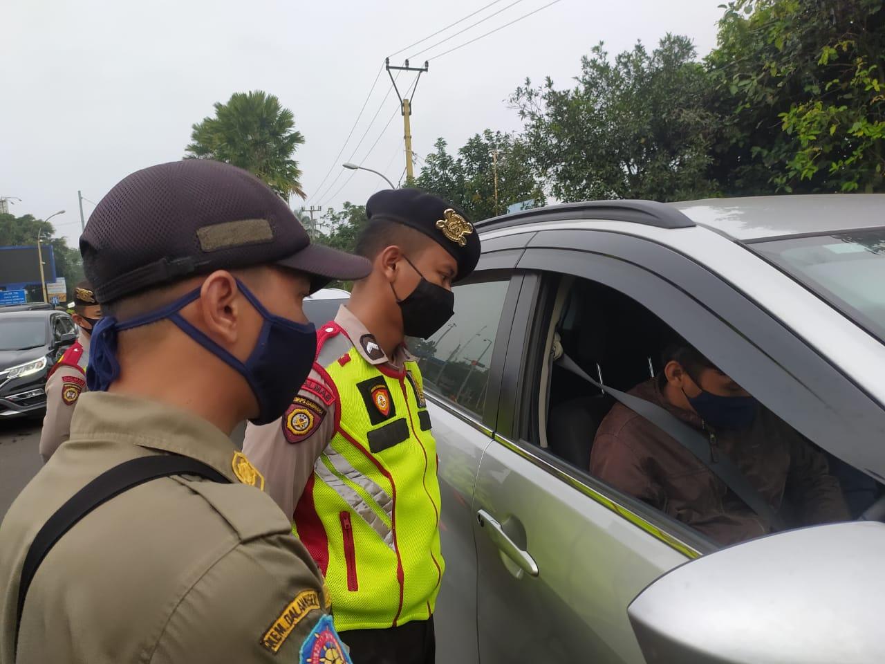 Satgas Covid 19 Kabupaten Bogor Terus Lakukan Penertiban Protokol Kesehatan