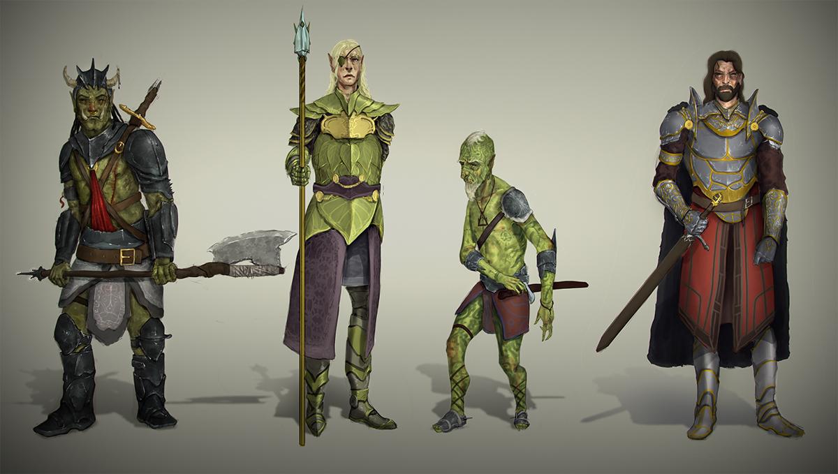 Nikola Yordanov - Concept Artist/ Illustrator