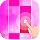Piano Pink Tiles by Vinstar Studio