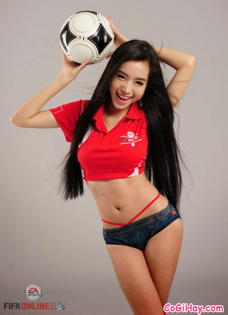 người đẹp fifa online 3