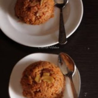 Carrot Halwa with Condensed Milk Recipe