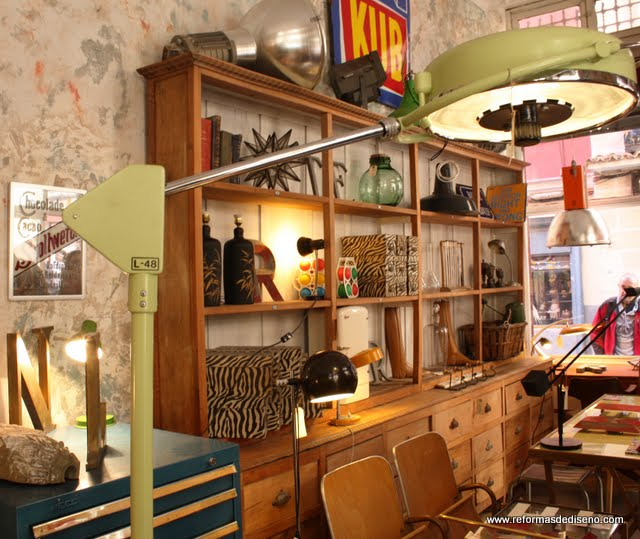 Deco shopping la brocanterie de tiendas con reformas de for Interiorismo low cost barcelona