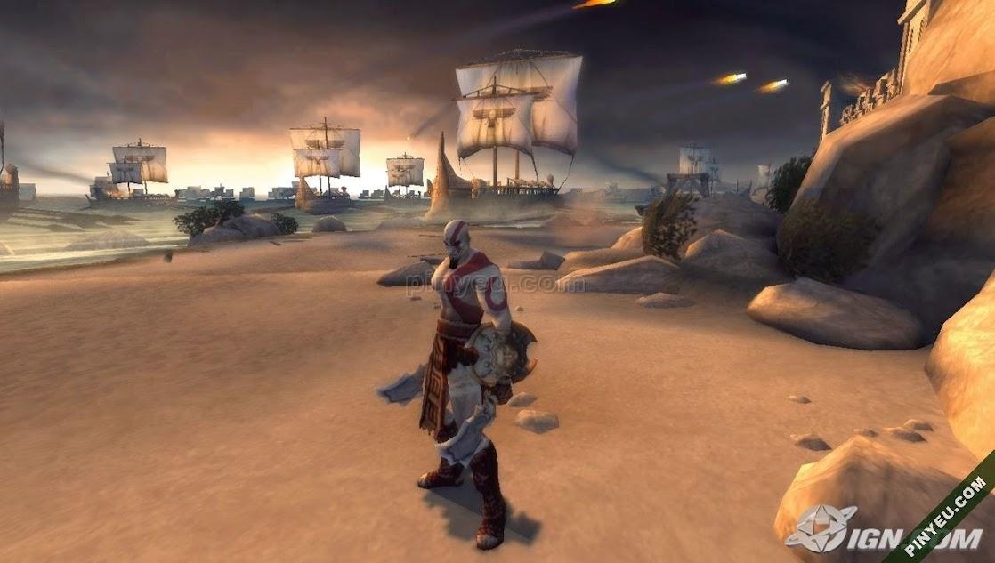 Tải Game giả lập God of War