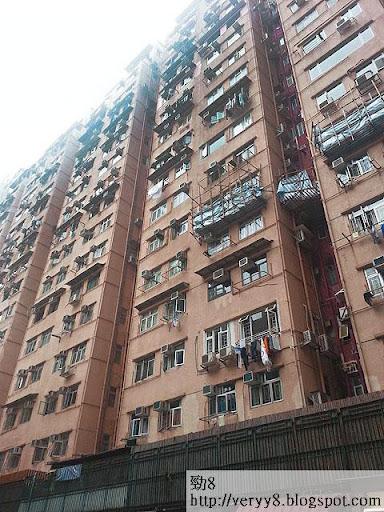 住殘竇 <br><br>新居位於西環高街,樓齡四十一年,一梯有十四夥,人流複雜,屋內裝修亦相當殘舊。