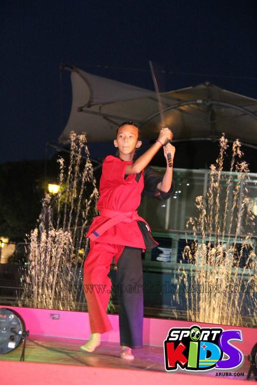 show di nos Reina Infantil di Aruba su carnaval Jaidyleen Tromp den Tang Soo Do - IMG_8749.JPG
