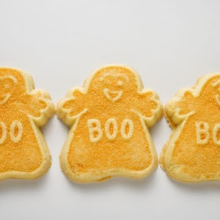 Halloween Ghost Cookies Recipe