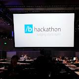 Build 2013 Hackathon area