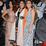 OIC - ENTSIMAGES.COM - Preeya Kalidas, Gurinder Chadha and Anita Rani at the The 5th Annual Asian Awards 2015 in London 17th April 2015 Photo Mobis Photos/OIC 0203 174 1069