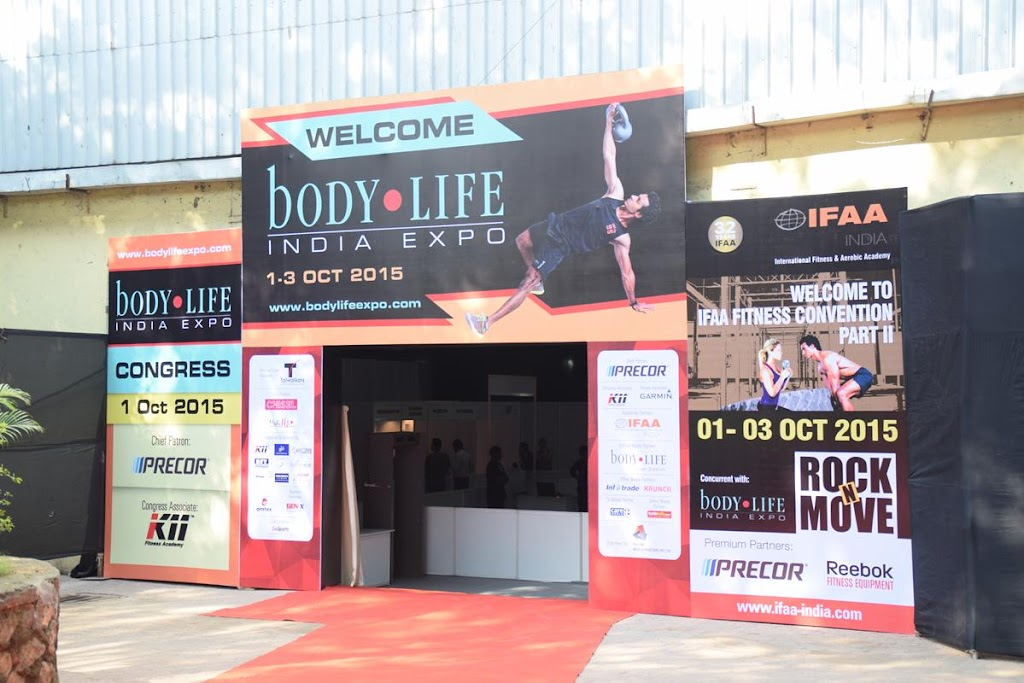 Body Life Expo - Bombay Exhibition Centre - 1