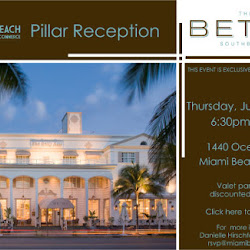 The Betsy Pillar Reception