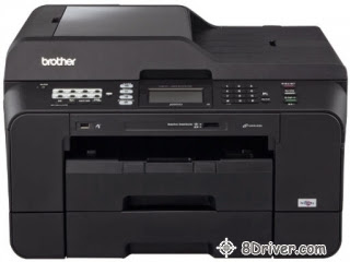 Download Brother MFC-J950DN printer software, & how you can add your Brother MFC-J950DN printer software work with your company's computer