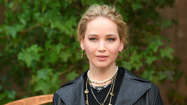Jennifer Lawrence: Trump An 'Impeached President Who's Broken Many Laws'