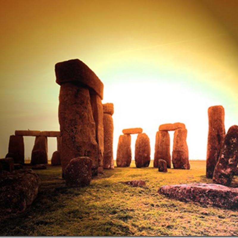 rituales druidas en el solsticio Stonehenge