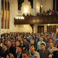 Februarie 2012, O luna dedicata evanghelizarii