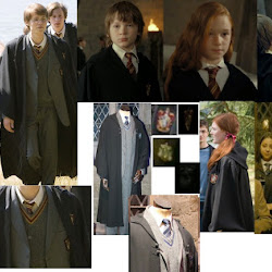 Hogwarts Uniform 1971-1978