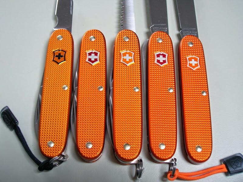 New Swiss Bianco Color Comparisons Naranja Orange And