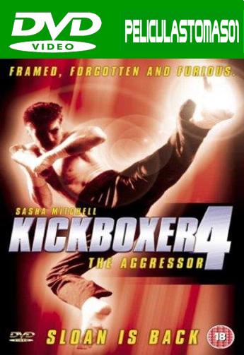 Kickboxer 4 (1994) DVDRip