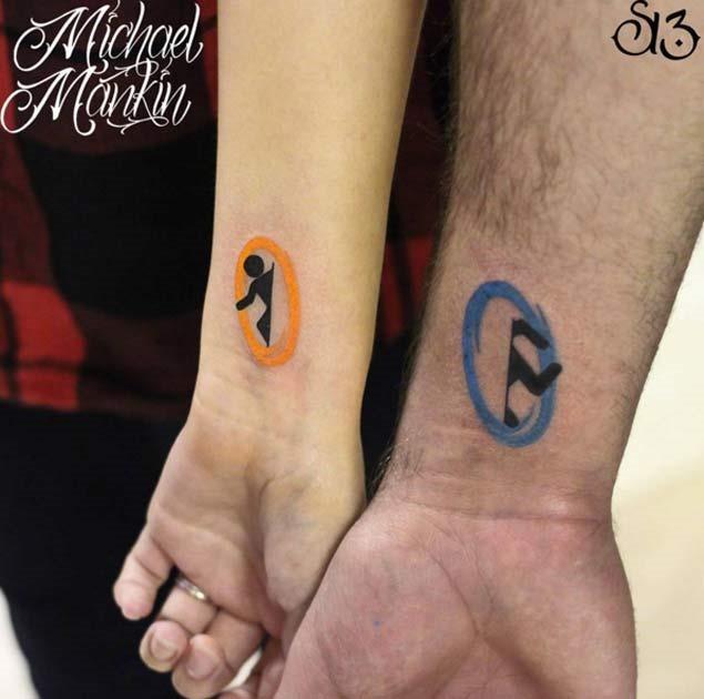 Que legal esses portal tatuagens