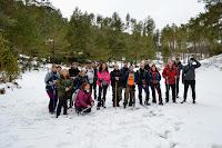 Ir al álbum de fotos en Facebook de la Ruta de los Tres Picos de Cuenca