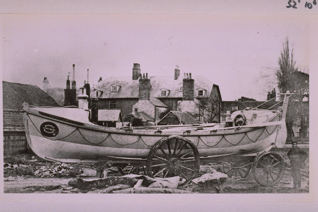 The Manley Wood lifeboat, 1865-1879