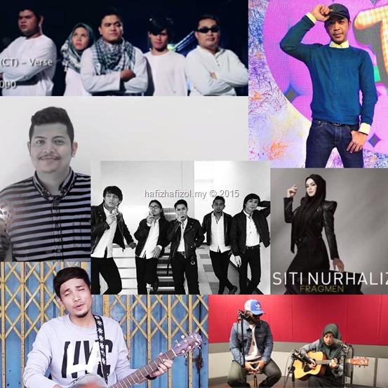 Lagu Melayu Top Masa Kini 2015 #3