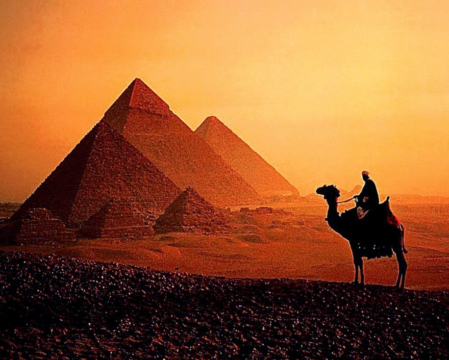 egyptian pyramids and holiday There are many fantastic pyramids to behold throughout egypt, but  for those on  an adventure holiday to this mystical and intriguing place.