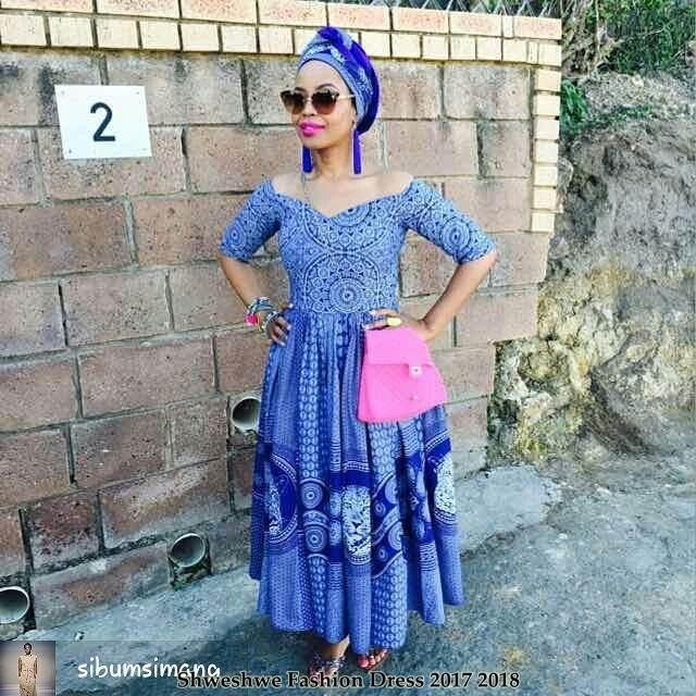 swazi shweshwe dresses 2017 - Real Hair