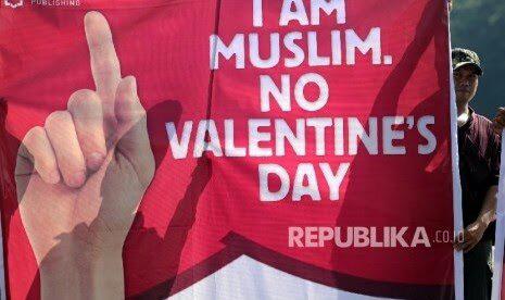 Islam Melarang Hari Valentine, Jangan Ditiru Itu Suatu Kebodohan