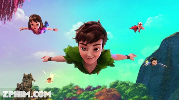 Ảnh trong phim Cuộc Phiêu Lưu Của Peter Pan - DQE's Peter Pan: The New Adventures 1