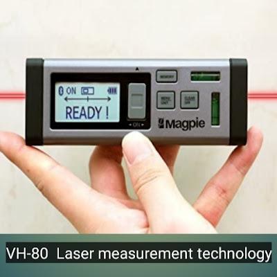 VH-80 Laser measurement, latest tech gadget