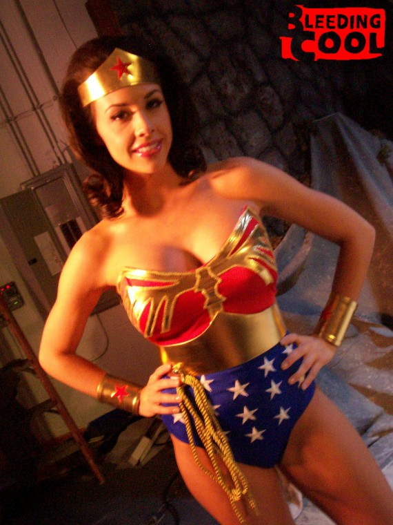 Dont know porn version of wonder woman first second