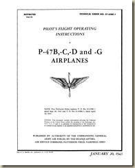 P-47BCDG Pilot's Flight Operating Instructions_01