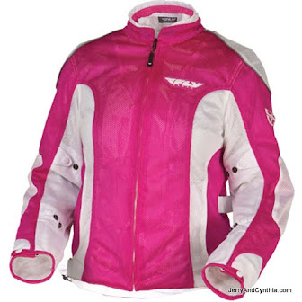 Ladies Fly Racing Cool Pro Riding Jacket