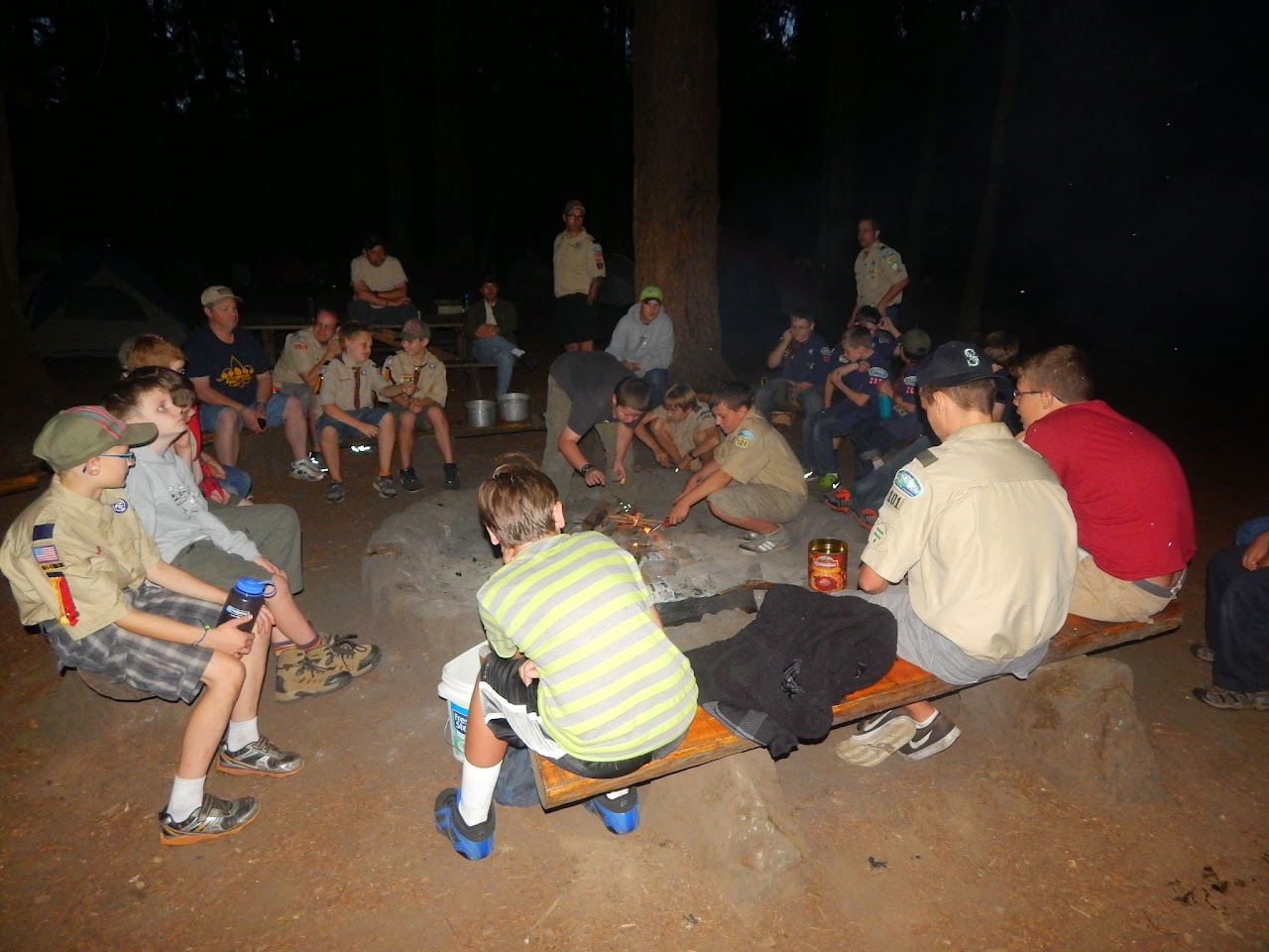 Webelos Weekend 2014 - DSCN2041.JPG