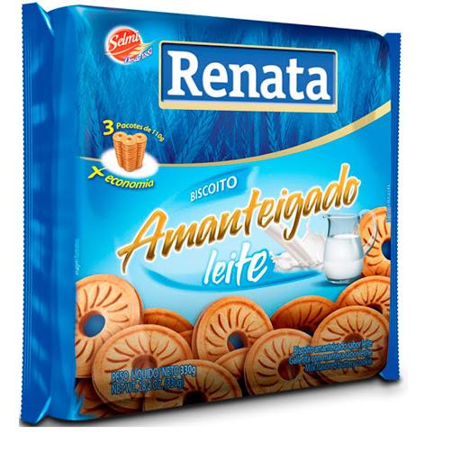 galletas renata mantequilla y leche 330gr 3und