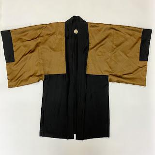 Silk Haori Kimono