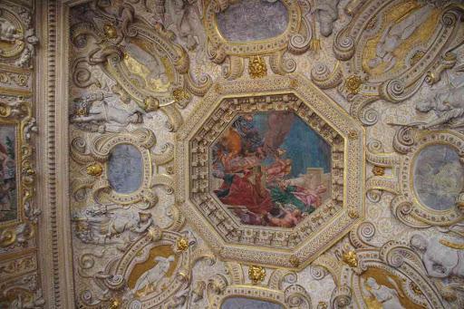 Intérieur du palais des Doges.