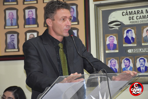 Presidente da Câmara de Camalaú emite nota de pesar pelo falecimento do deputado João Henrique