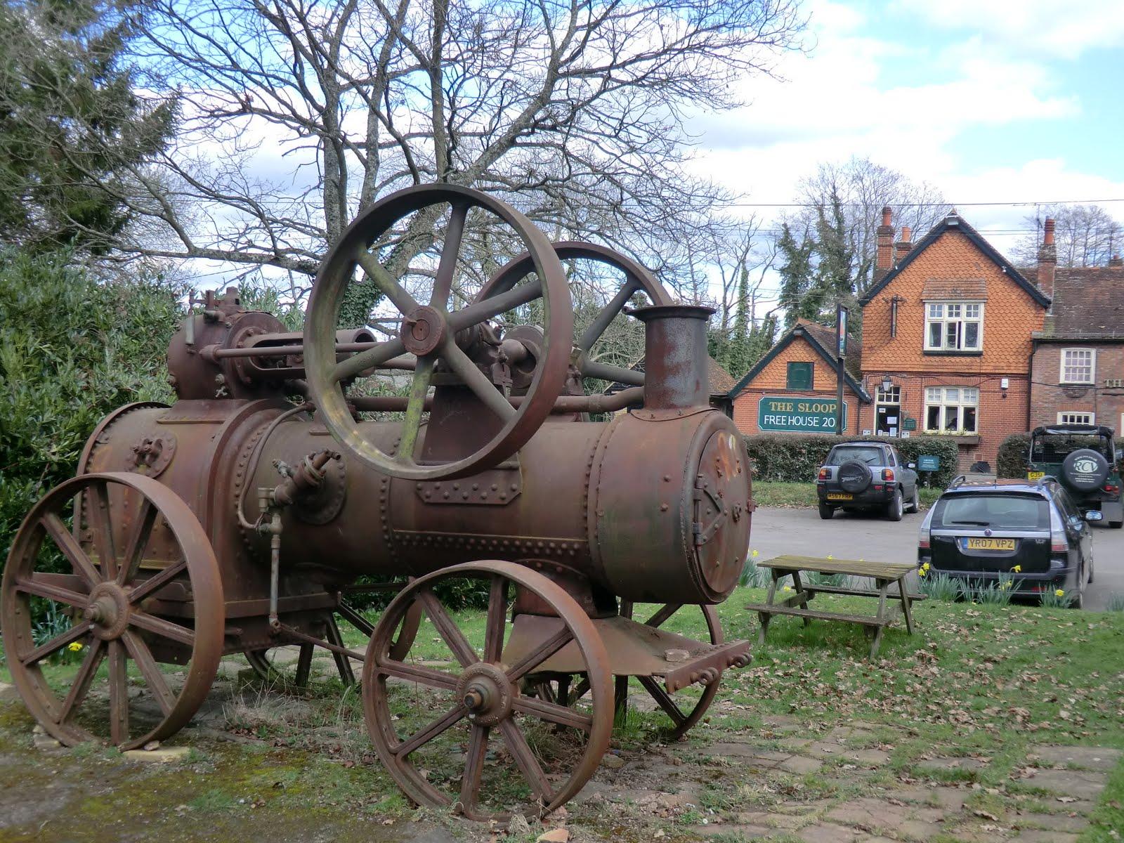 CIMG1825 Industrial relic at The Sloop